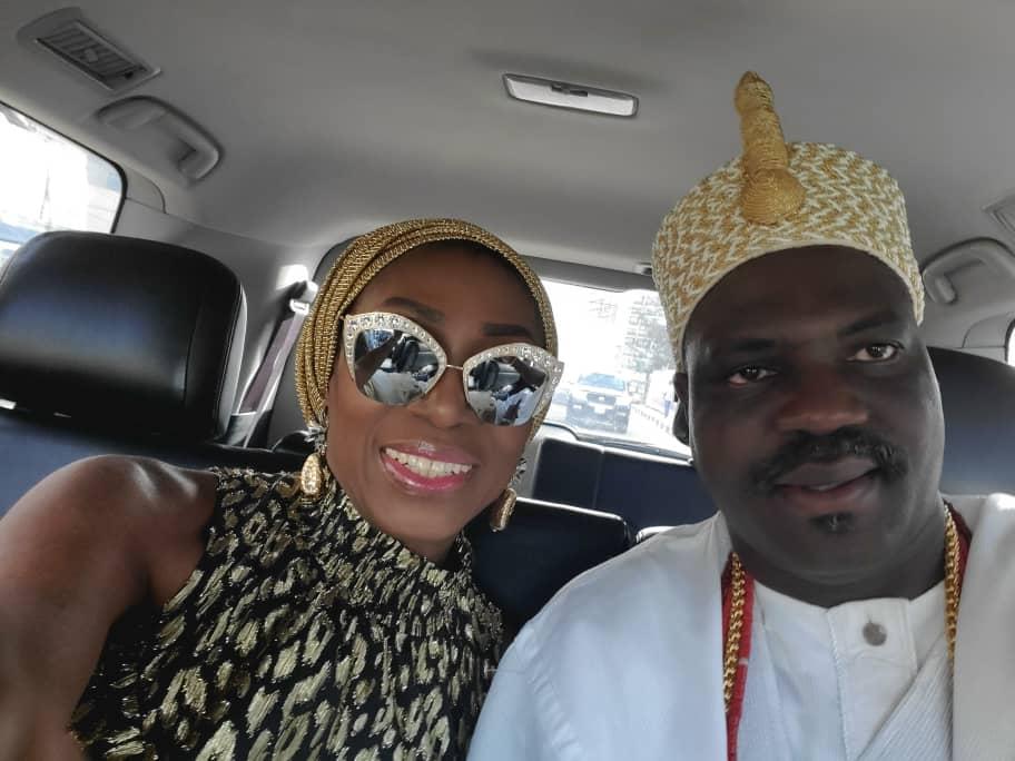 Olugbon Of Orile Igbon
