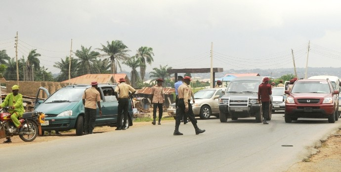 FRSC, Lagos-Ibadan Expressway, Accident,