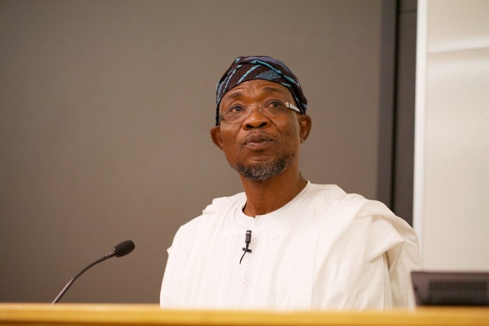 """I Have Fulfilled My Promise To Osun People"""" – Gov. Rauf Aregbesola ..."""