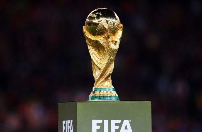 FIFA-WORLD-CUP, Russia