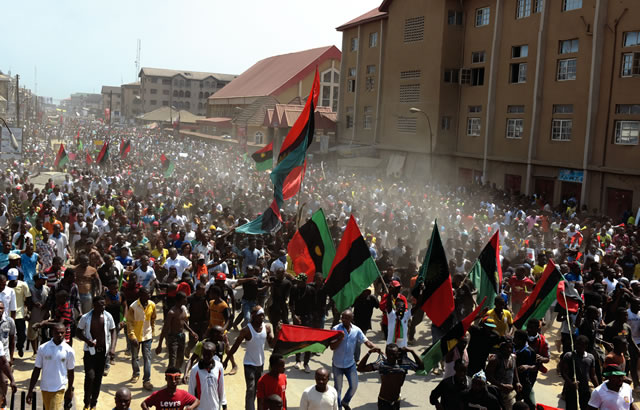 IPOB, Hausa community clash