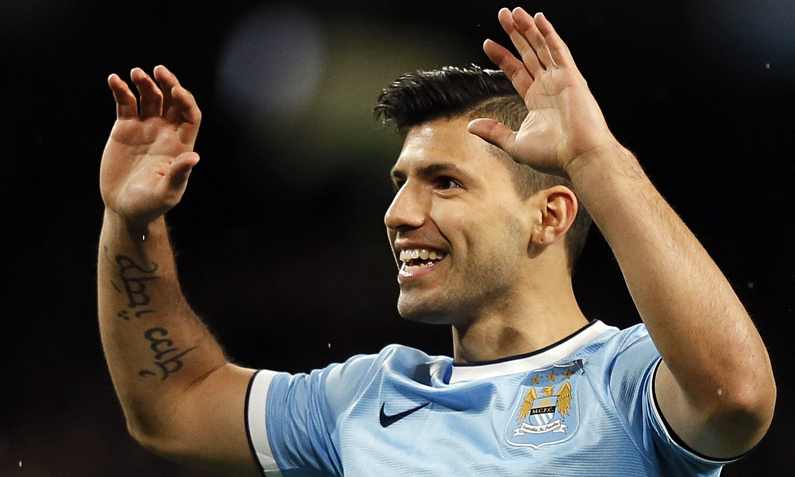 sergio aguero | city people magazine