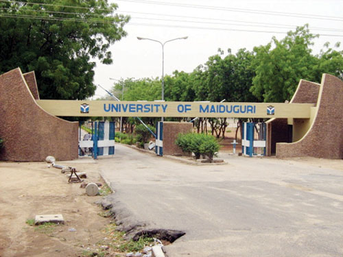 Unimaid, University of Maiduguri,
