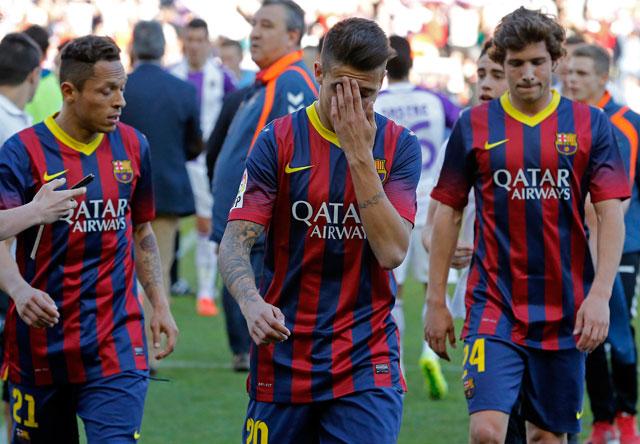 Barcelona, Levante, Copa Del Rey,