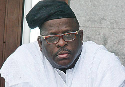 buruji kashamu, Ogun PDP, #NigeriaDecides,