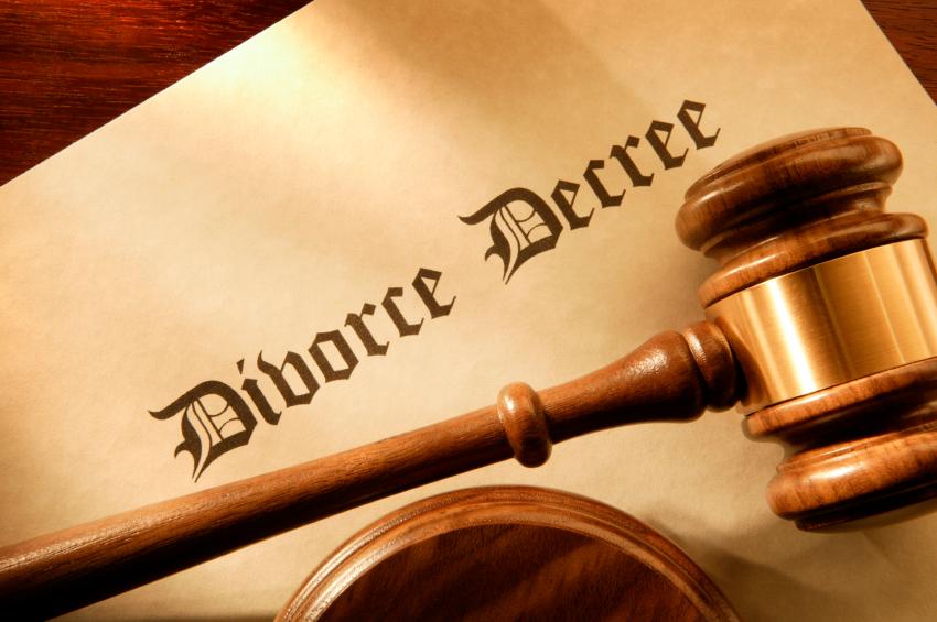 Folake, divorce, wife