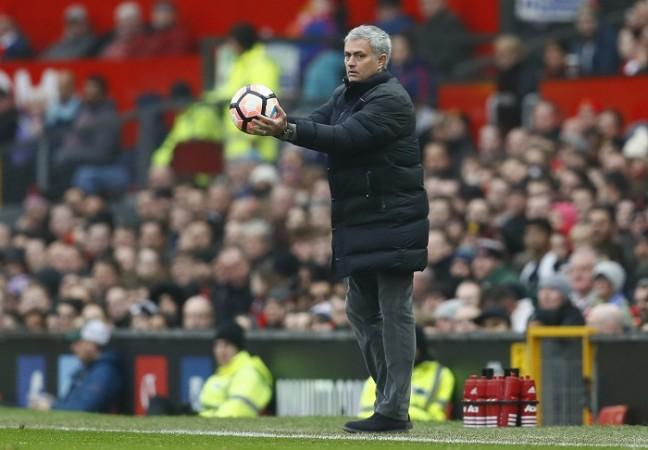Jose Mourinho, Manchester United, Stoke city