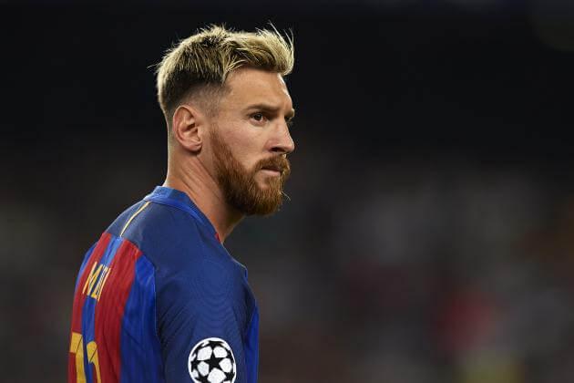 Messi, Injury, Valencia,