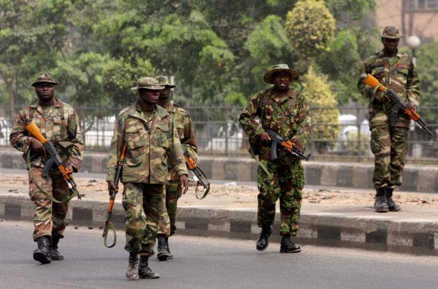 Troops, ISWAP, Boko Haram, Monguno, Borno State,