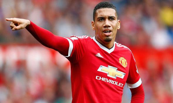 Manchester-United-MUFC-United-Man-United-Man-United-News-Man-U-News-Man-U-Chris-Smalling-Guiness-book-of-Records-Chris