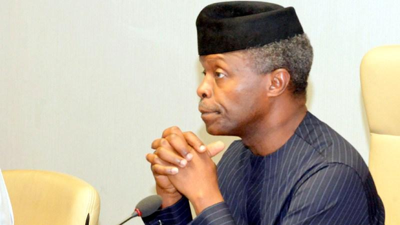 VP Yemi Osinbajo, AMCON,