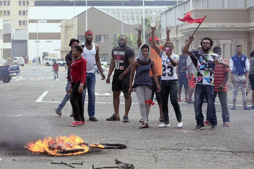 Nigerian Burnt to death in South Africa