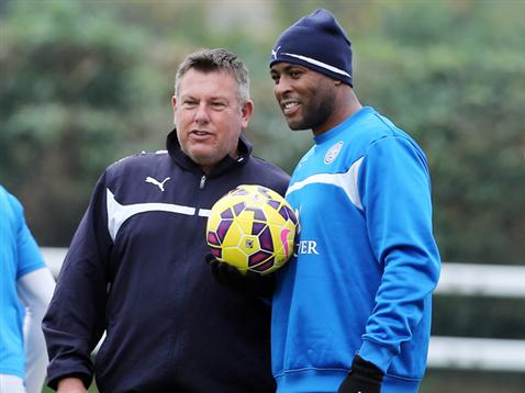 Leicester city boss, craig-shakespeare