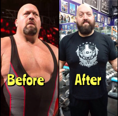 Checkout WWE wrestler, Big Show's weight loss & new look ...