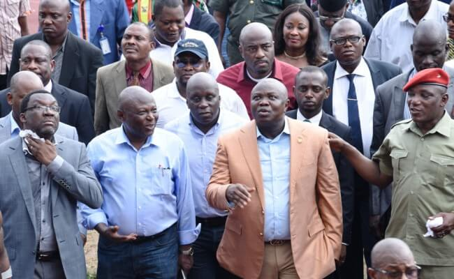 Ambode and other dignatories