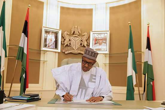 bUDGET, President Muhammau Buhari