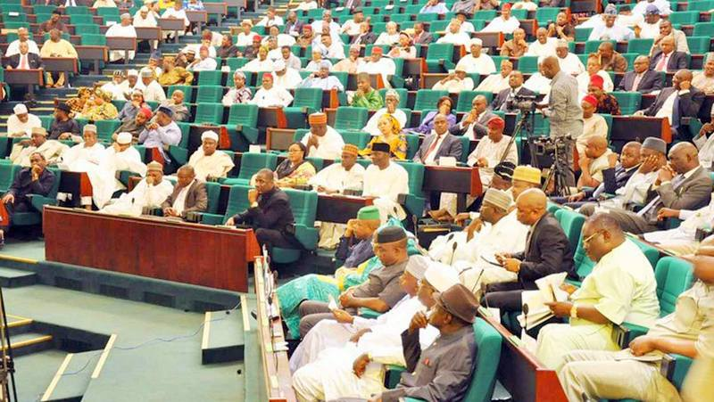 House of Reps, NGF, Infectious Disease Bill,