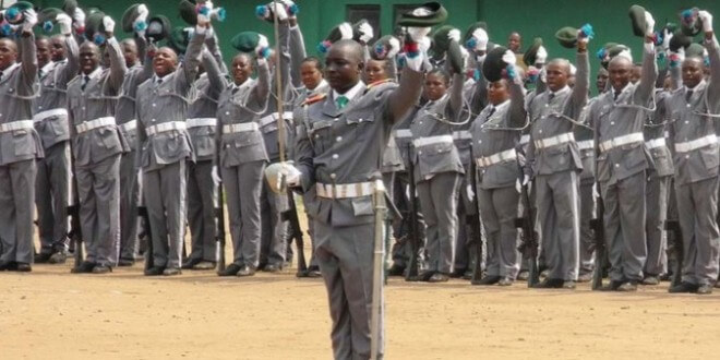 Nigerian Customs Services, Police, Lagos, Promotion,