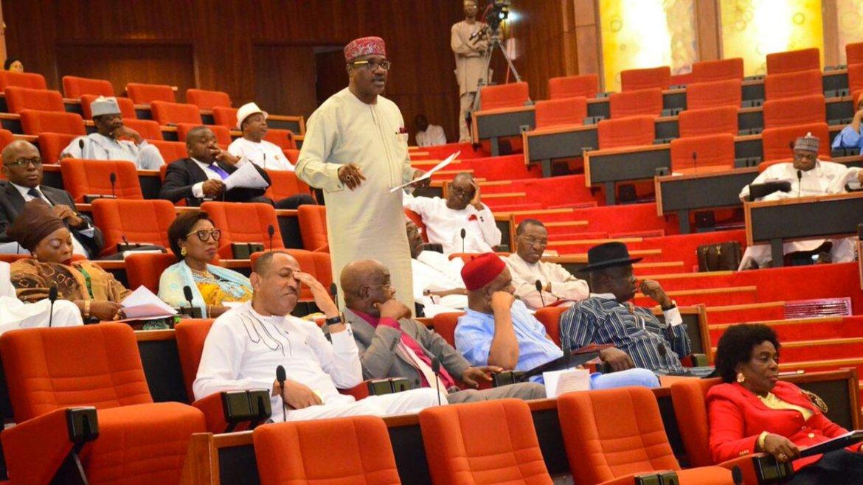 Senate, Kidnappers, Senator Olorunibe Mamora