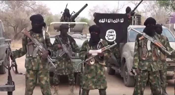 IDP Camp, Boko Haram, Borno, Mamman Nur