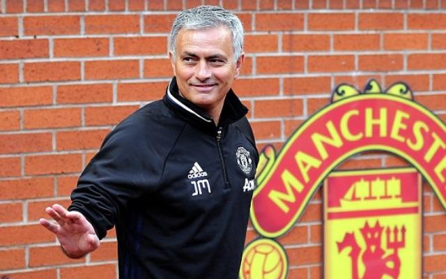 Jose-Mourinho-Man-United-manager