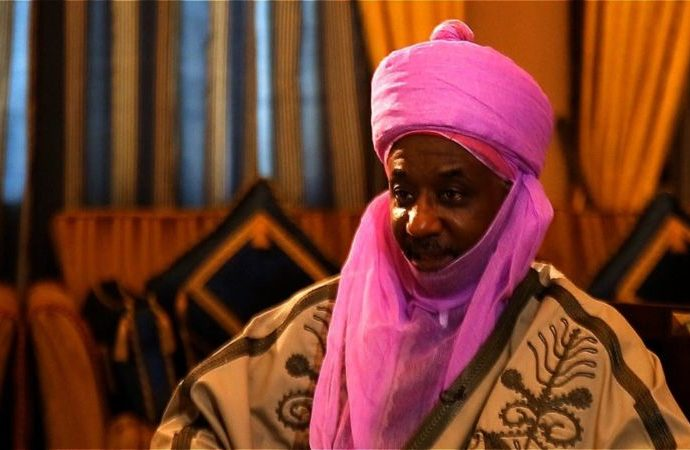 Muhammadu Sanusi, Emir of Kano,