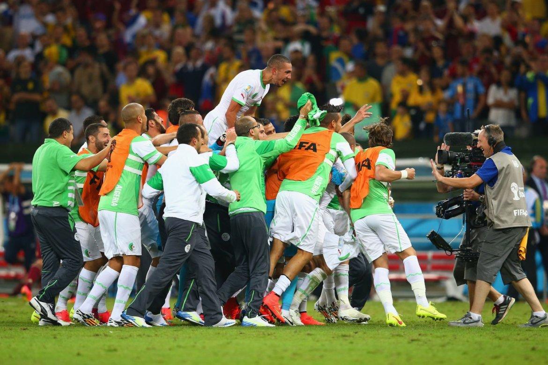 Algeria, Lucas Alcaraz