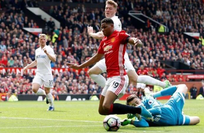 Marcus Rashford, Manchester United,