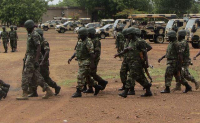 Drunk Soldiers, Nigerian Army, Boko Haram
