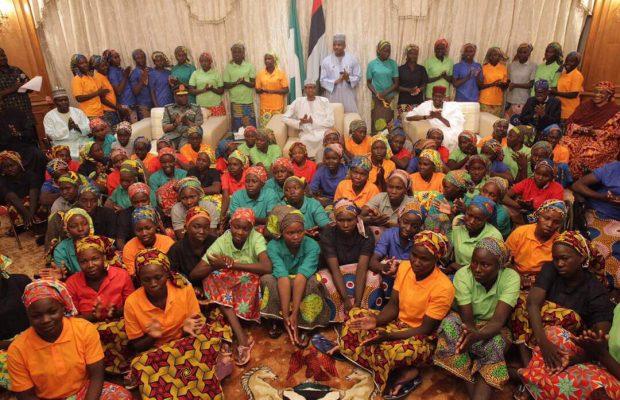 Boko Haram, Chibok Girls