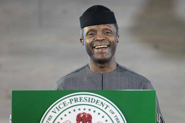 Osinbajo on budget, Boko Haram