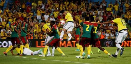Colombia v Cameroon - International Friendly