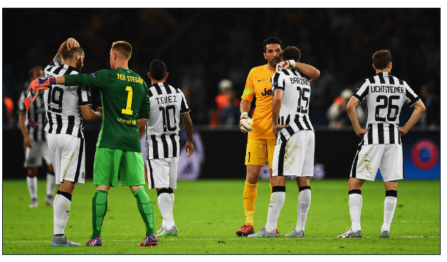 Del Piero wishes Juventus well in UCL final