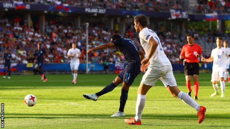England U21 vs Slovakia U21
