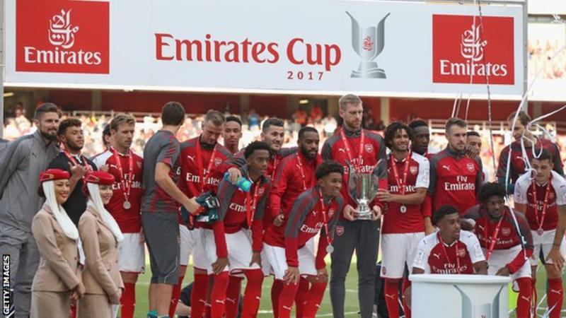 Arsenal, Emirates cup