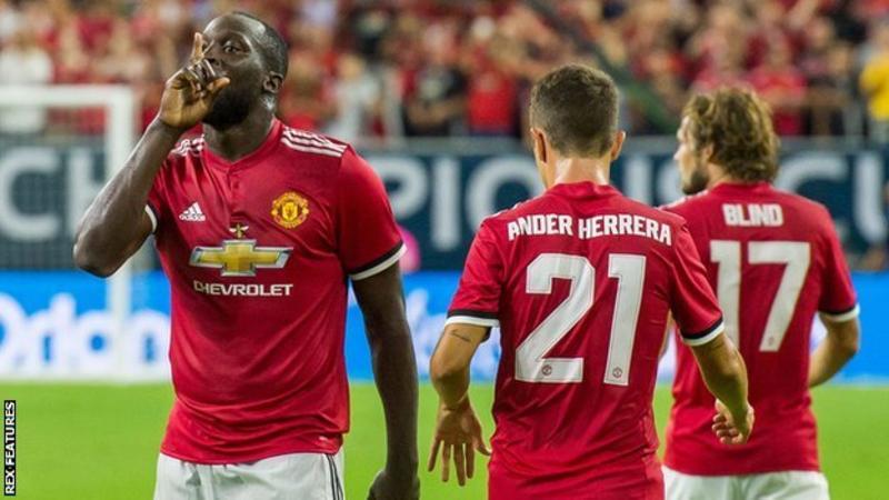 Lukaku, Rashford, Man Utd, Kick It Out