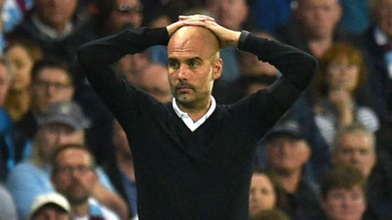 Pep Guardiola, Manchester City, EPL,