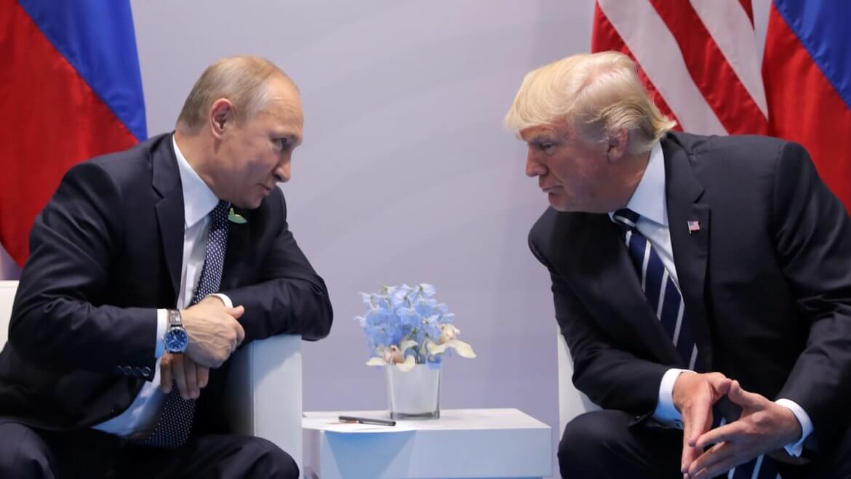 Putin, Trump, Russia, 2018 World Cup