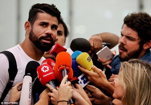 Diego Costa, La Liga, Atletico Madrid,