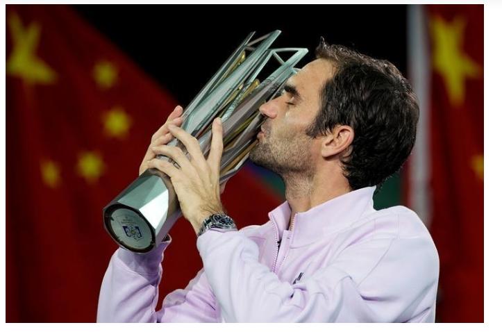 Federer title
