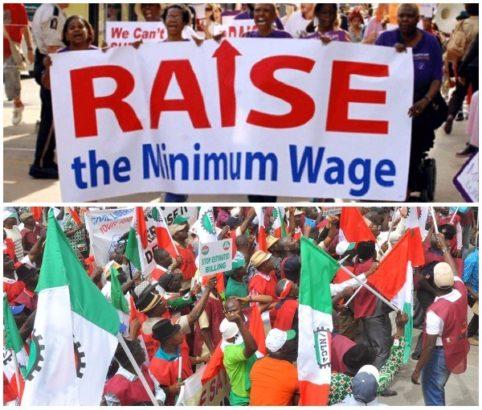 labour, NLC, Minimum wage, FG