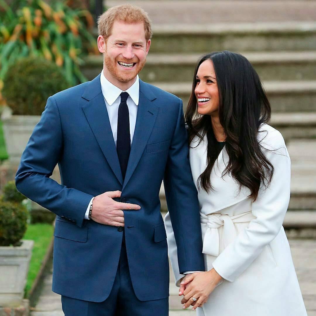 Prince Harry, Meghan Markle,