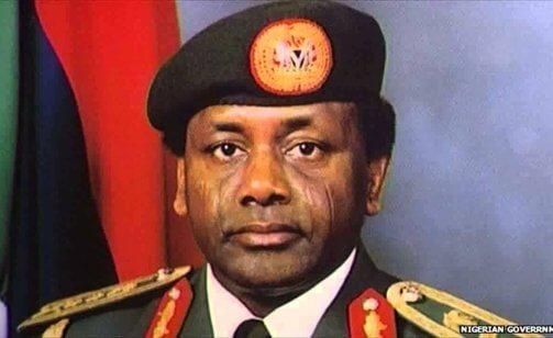 Abacha, British Court, Money laundering