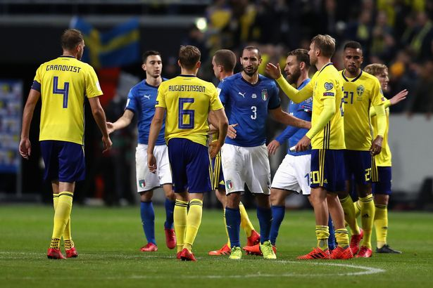Sweden-v-Italy-FIFA-2018-World-Cup-Qualifier