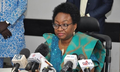 Winifred Oyo-Ita, Buhari, HOS, Presidency,