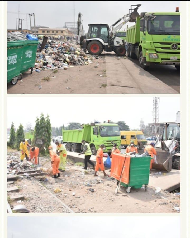 Waste, Cleaner Lagos Initiative