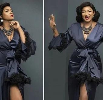 Queen of Nollywood Omotola Jolaade Ekehinde