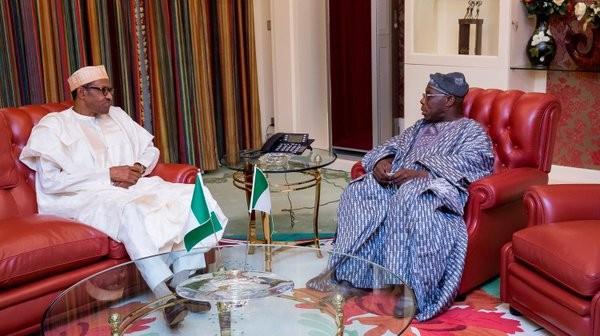 Buhari vs Obasanjo