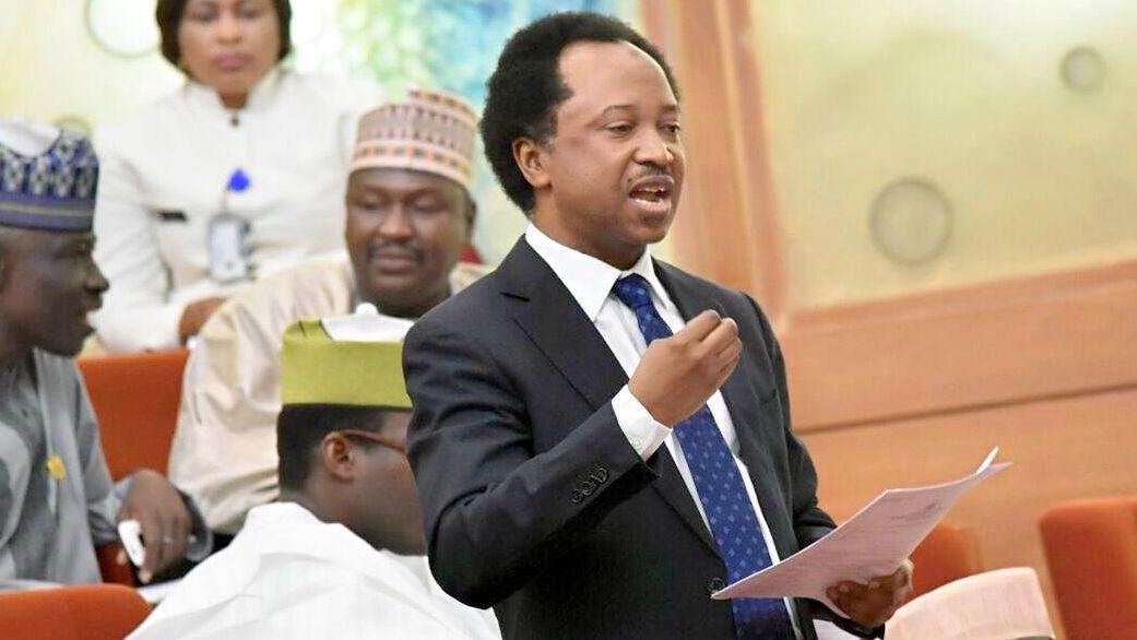Senator Shehu Sani, Shehu Garba, President Buhari