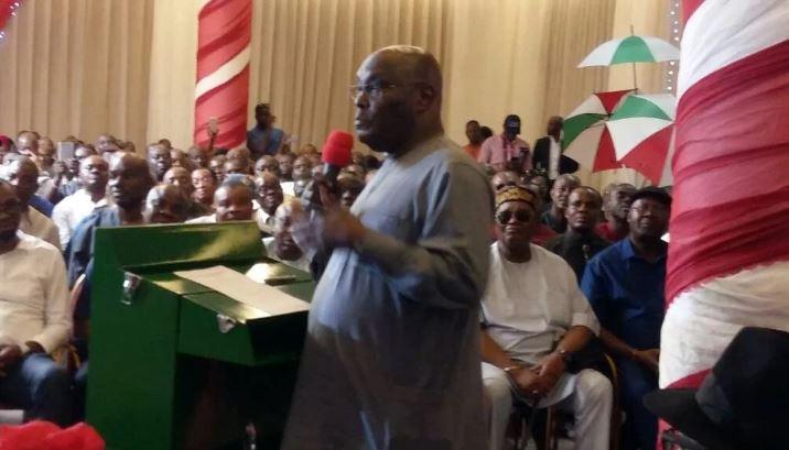 Atiku Abubakar, PDP